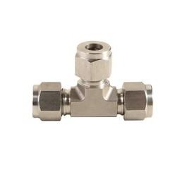 Chinese Factory Brass Material Barbend Tee Hose Nozzle Fitting