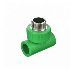 Thread Gas Fuel Water Hose Barb Tee Brass Pipe 3 WAY T Fitting