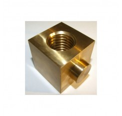 Custom Small Machining Parts Turning Metal Brass Knurling Core CNC Piston Machine Lathe Pin