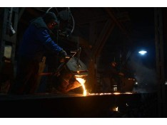 Brass casting processing methods