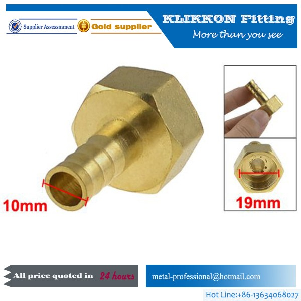 brass hose fitting suppliers